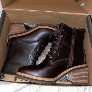 Sienna high waterproof boot